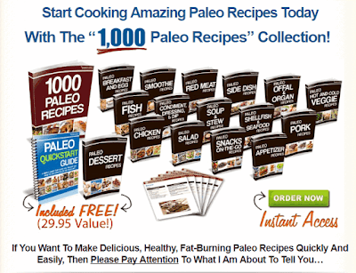 1000 paleo recipes, 1000 paleo recipes review, 1000 paleo recipes pdf