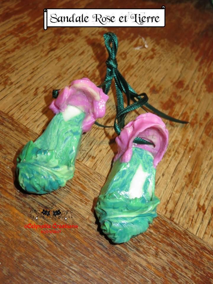 Créas-Fimo -  1 bête des chaussures feuilles (p9) + 1 bûche - Page 10 Diapositive15