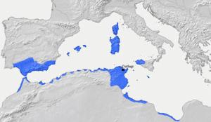 المغرب القديم الفينيقيون والقرطاجيون