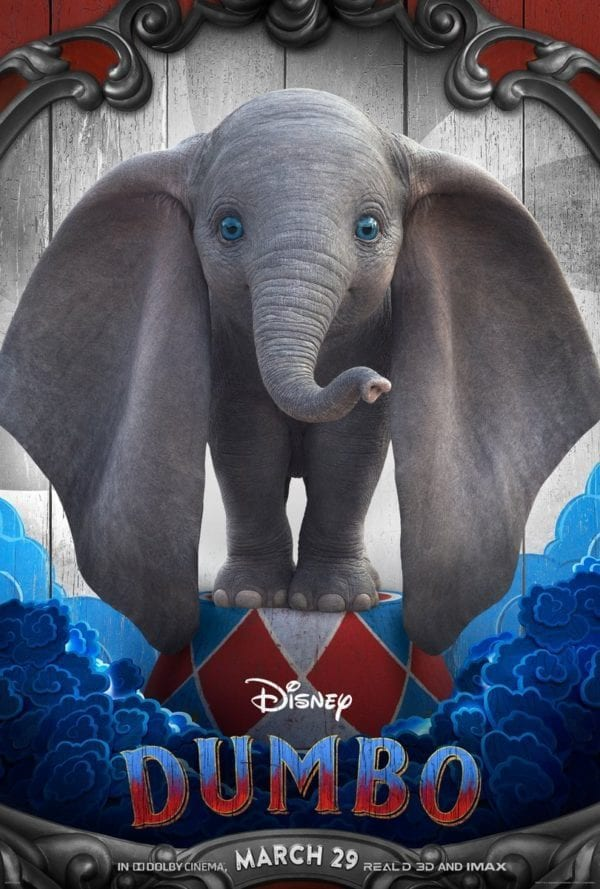 Dumbo 2019 Full Movie Dual Audio (Hindi-English) DVDRip 720p
