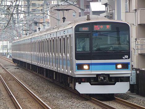 【平日1本限定!】E231系の東西線 通勤快速 中野行き