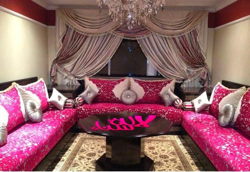 الصالون المغربي موديلات و تصاميم روعة