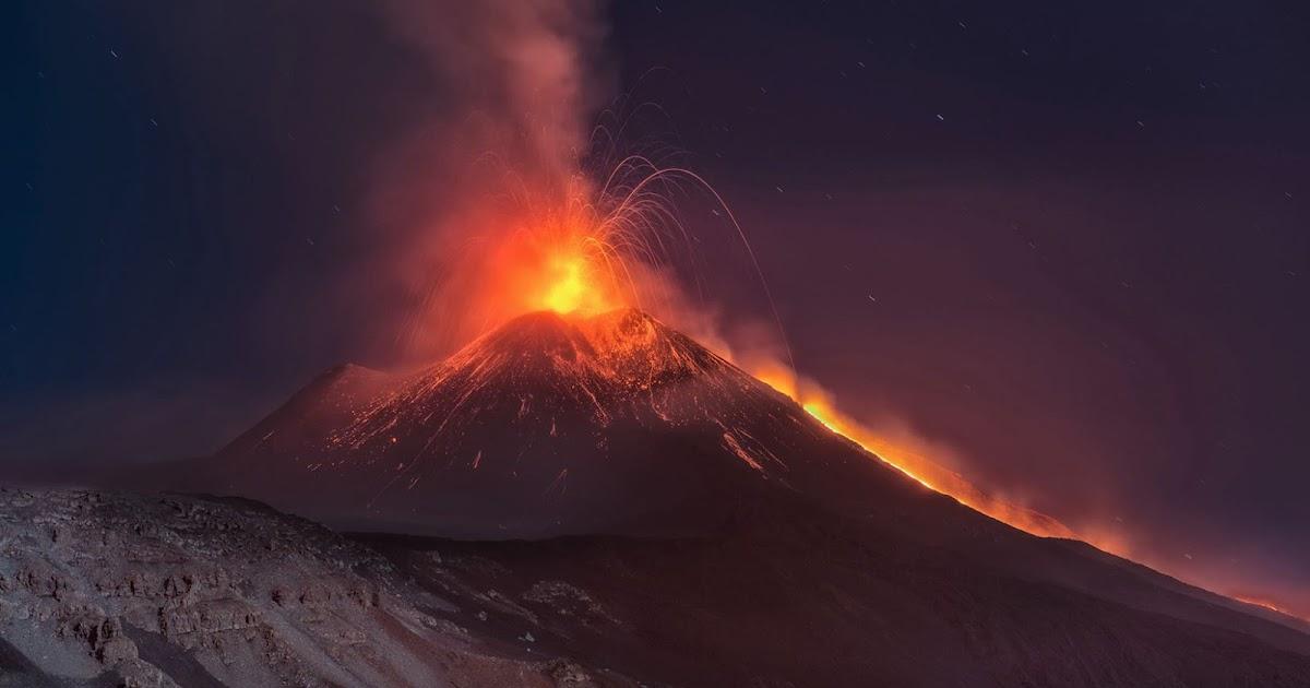 lava mountain volcano - photo #8