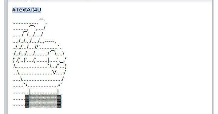 Okay Sign Facebook | ASCII Status Copy Paste Code | Cool ASCII Text
