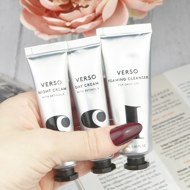 VERSO Skincare Travel Kit Review, Lovelaughslipstick Blog