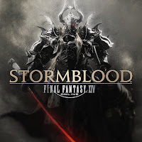 Final Fantasy XIV: Stormblood Game Logo