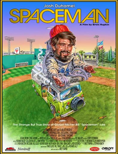 Ver Spaceman (2016) Online