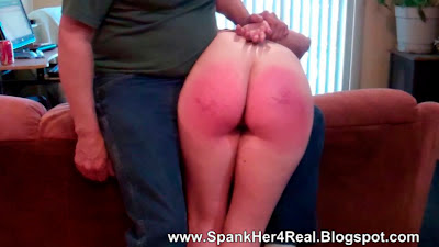 Apologise, but, spank my wives bottom something is