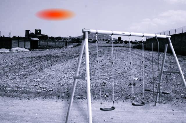 Στην Αργεντινή το 1979, ένα UFO προσγειώθηκε σε μια παιδική χαρά και ένας άνδρας είχε επαφή με εξωγήινους