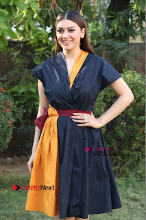 Actress Hansika Motwani Latest Pos at Bogan Movie Press Meet  0029.jpg