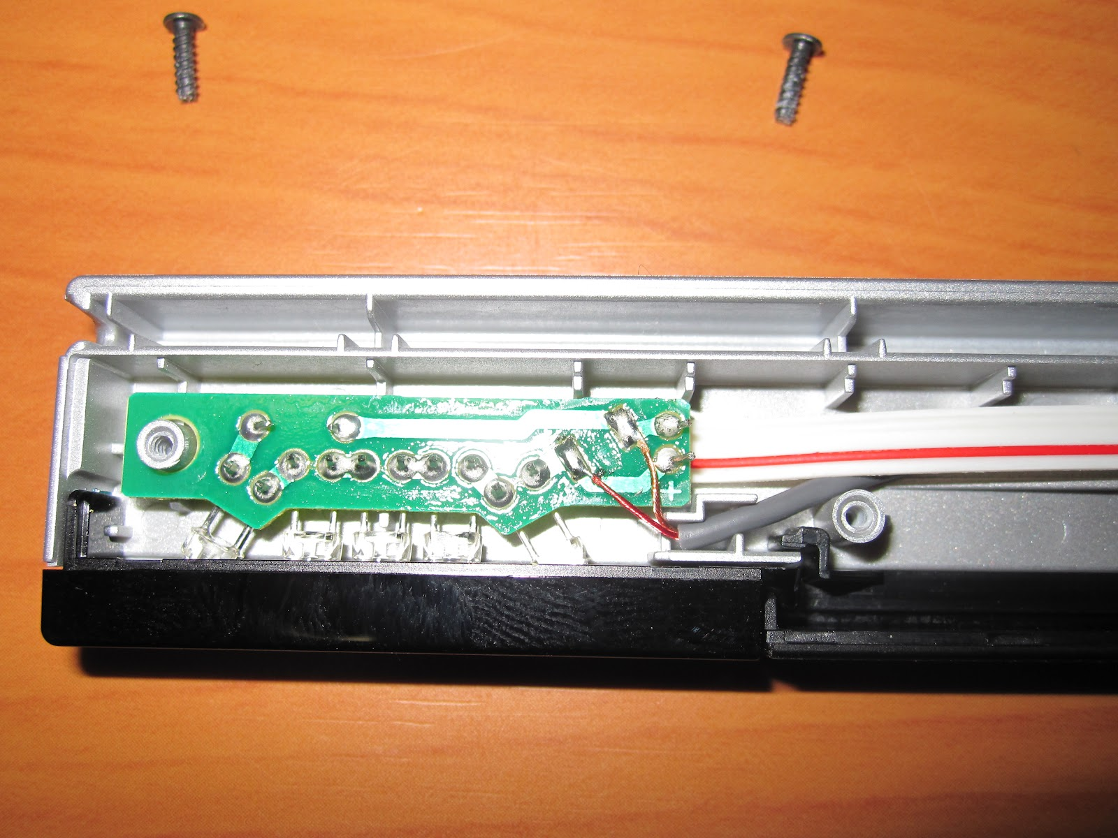 Wii Bar Sensor Schematic Great Installation Of Wiring Diagram Component Cable Repair Rh Jondontdoit Blogspot Com U Under