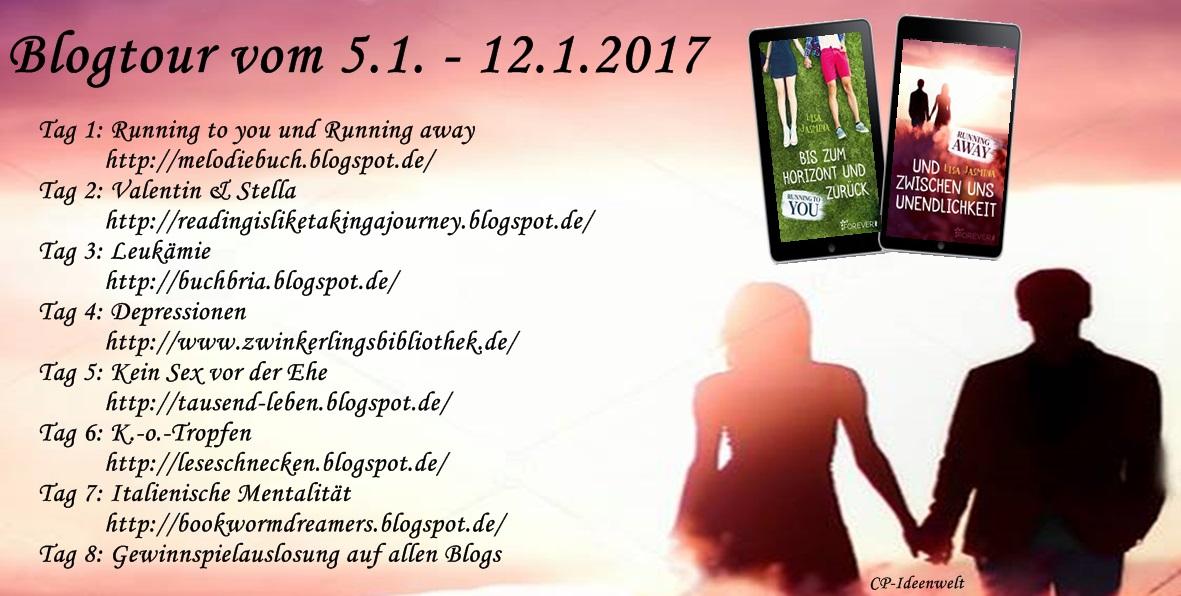 Tausend Leben Blogtour Running To You