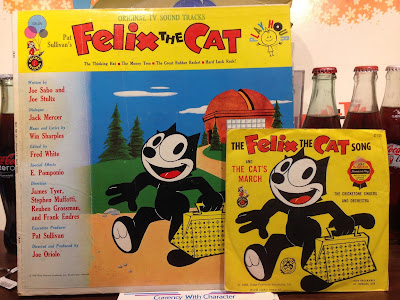 The Felix the Cat Song by The Criketone Singers and Orchestra