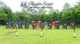 Paket Archery murah di bogor