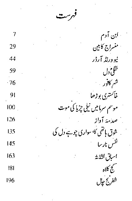 Saman e Wajud Urdu Stories PDF Download