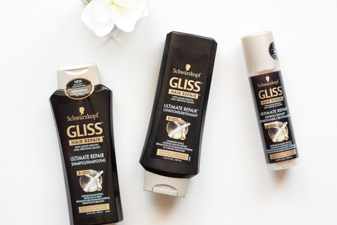 Schwarzkopf Gliss Hair Repair Ultimate Repair Review