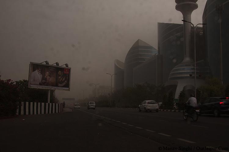 Sandstorm Jaipur