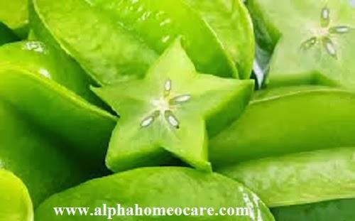 Medicinal Benefits of Star fruits
