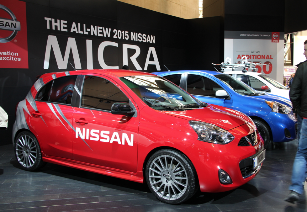 Nissan Micra Forum (Canada / US) K13
