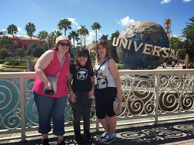 notre séjour à Universal Studios Orlando Floride