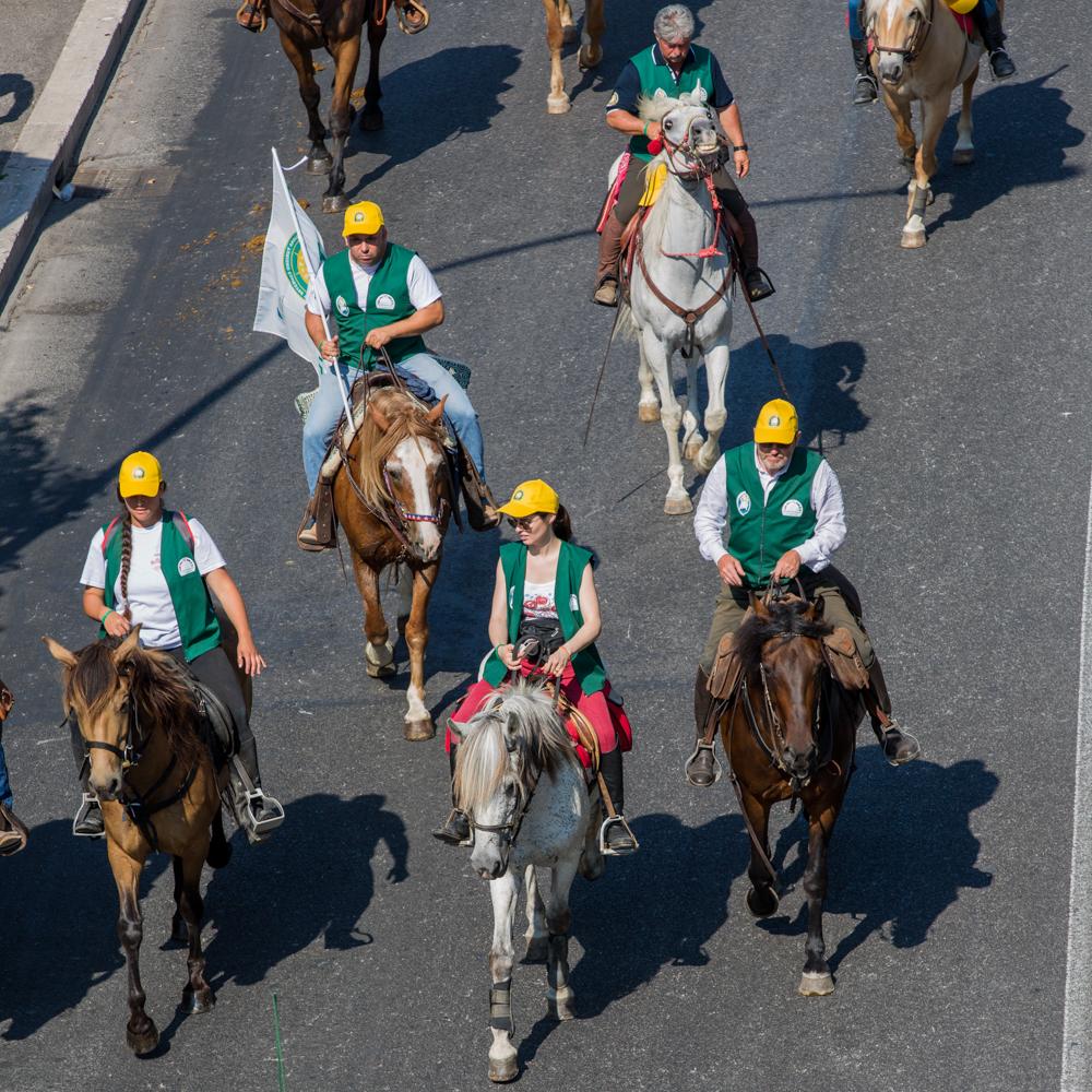 Tacchi A Cavallo Horseback Riding In The Vatican