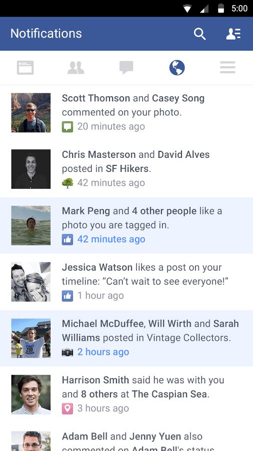 Facebook v115 0 0 0 39 MOD {No separate messenger needed}