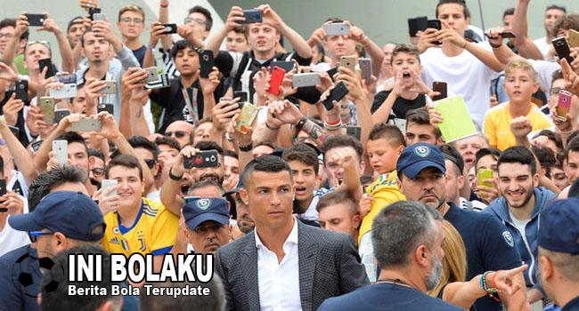 Bukti Ronaldo Sudah Lupakan Real Madrid