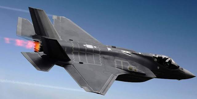 US to supply F-35 fighters to Belgium