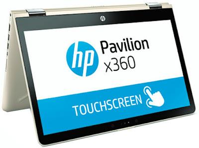HP Pavilion x360 14-ba100ns