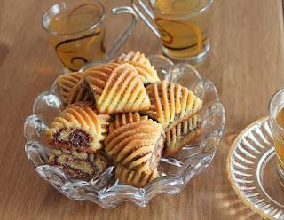 وصفات متنوعة و جديدة لحلويات تونسية المنشأ من حلويات فاقوس