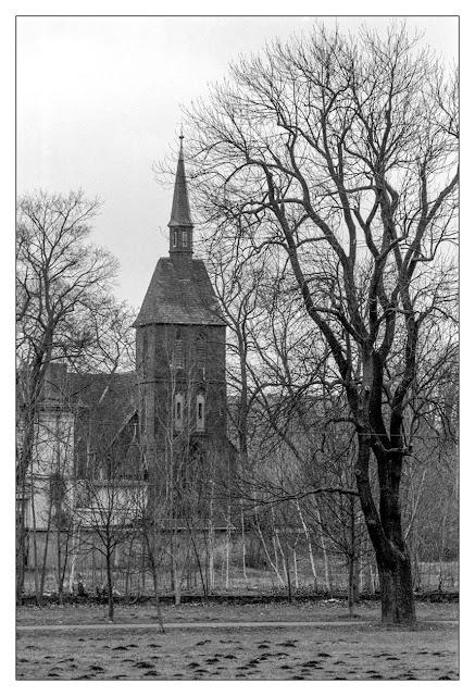 St. Peter und Paul Kirche in Zeitz am Brückenweg