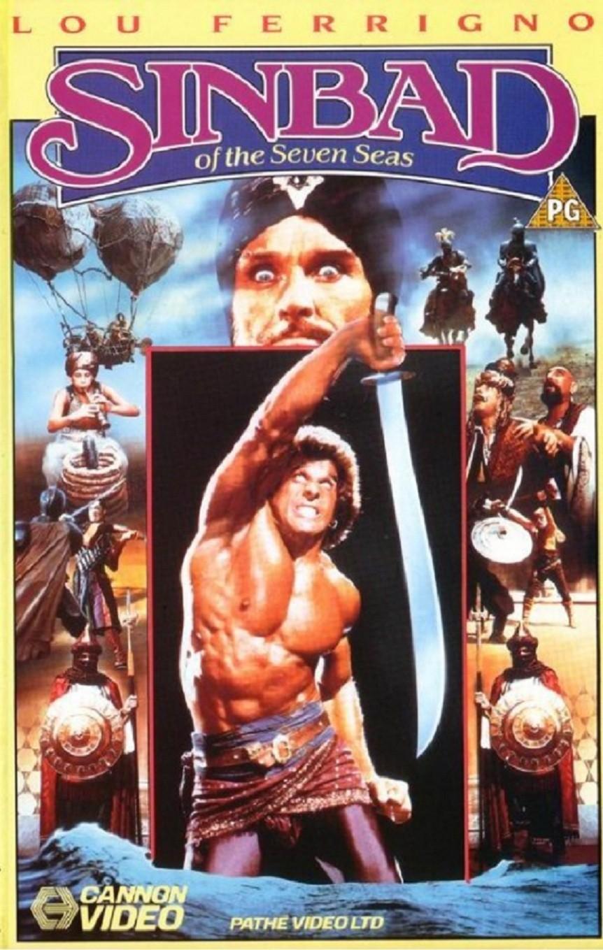 Sinbad Seven Seas 1989