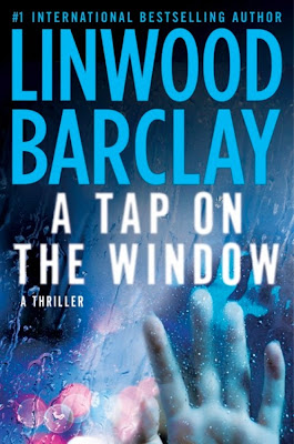 A Tap on the Window by Linwood Barclay – book cover