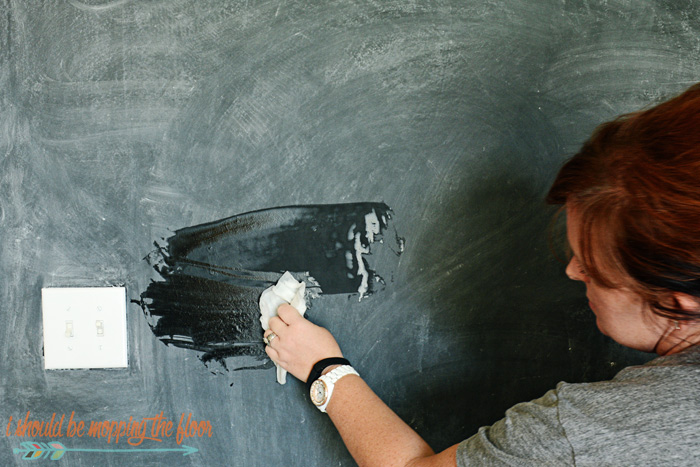 How to Prime Chalkboards