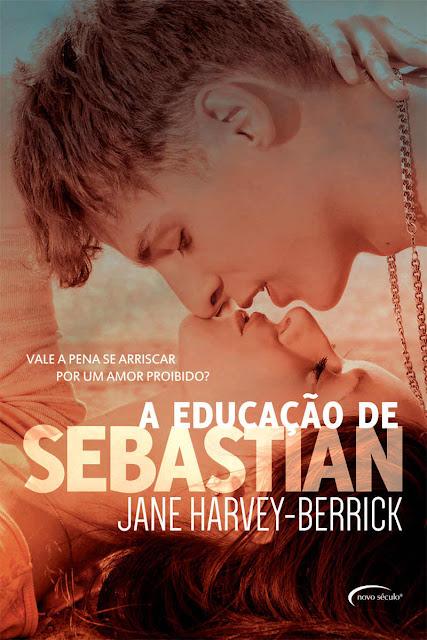 A Educação de Sebastian - Jane Harvey-Berrick