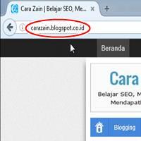 Cara Mengganti Alamat URL Blog Di Blogger Terbaru