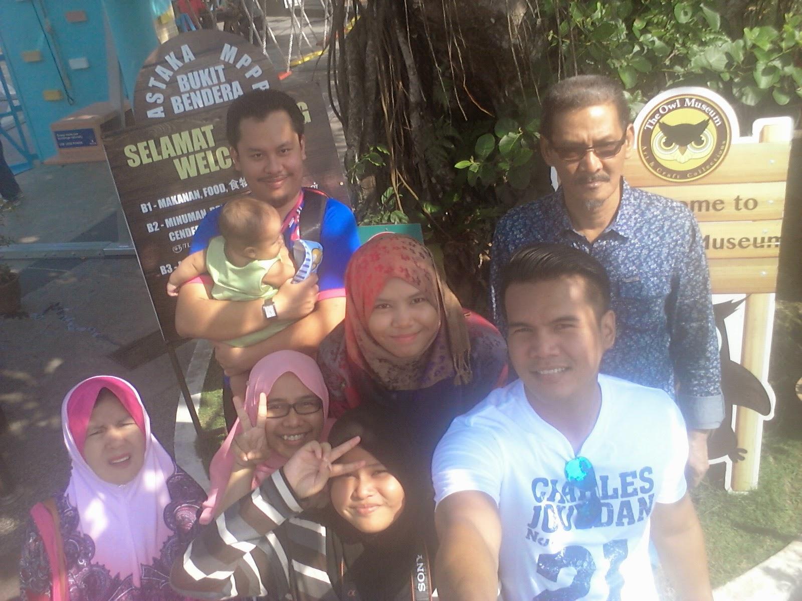 Bercuti di Pulau Pinang