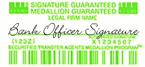 What is a Medallion Signature Guarantee? | Free By 50