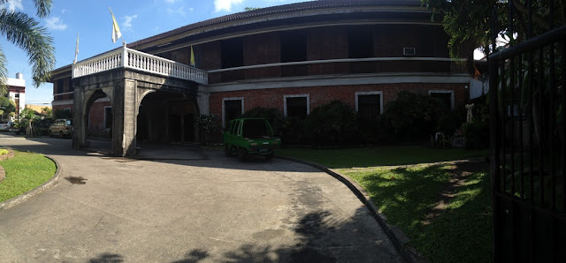 Bishop's House in Bacolod City Negros Occidental Philippines