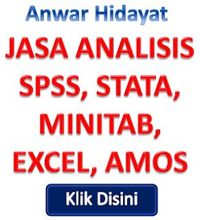 Jasa Bantuan Analisa Data SPSS Statistikian