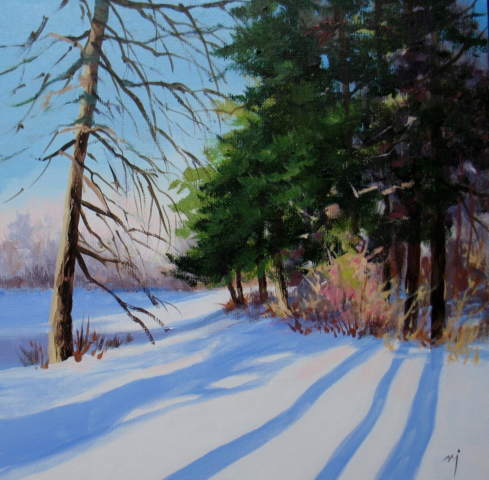 Nel's Everyday Painting: 1/13/13 - 1/20/13