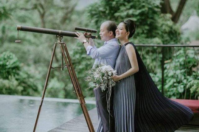 Thứ trưởng Bộ Tài chính kết hôn với Hoa hậu Quý bà Thế giới Đinh Hiền Anh ảnh 4