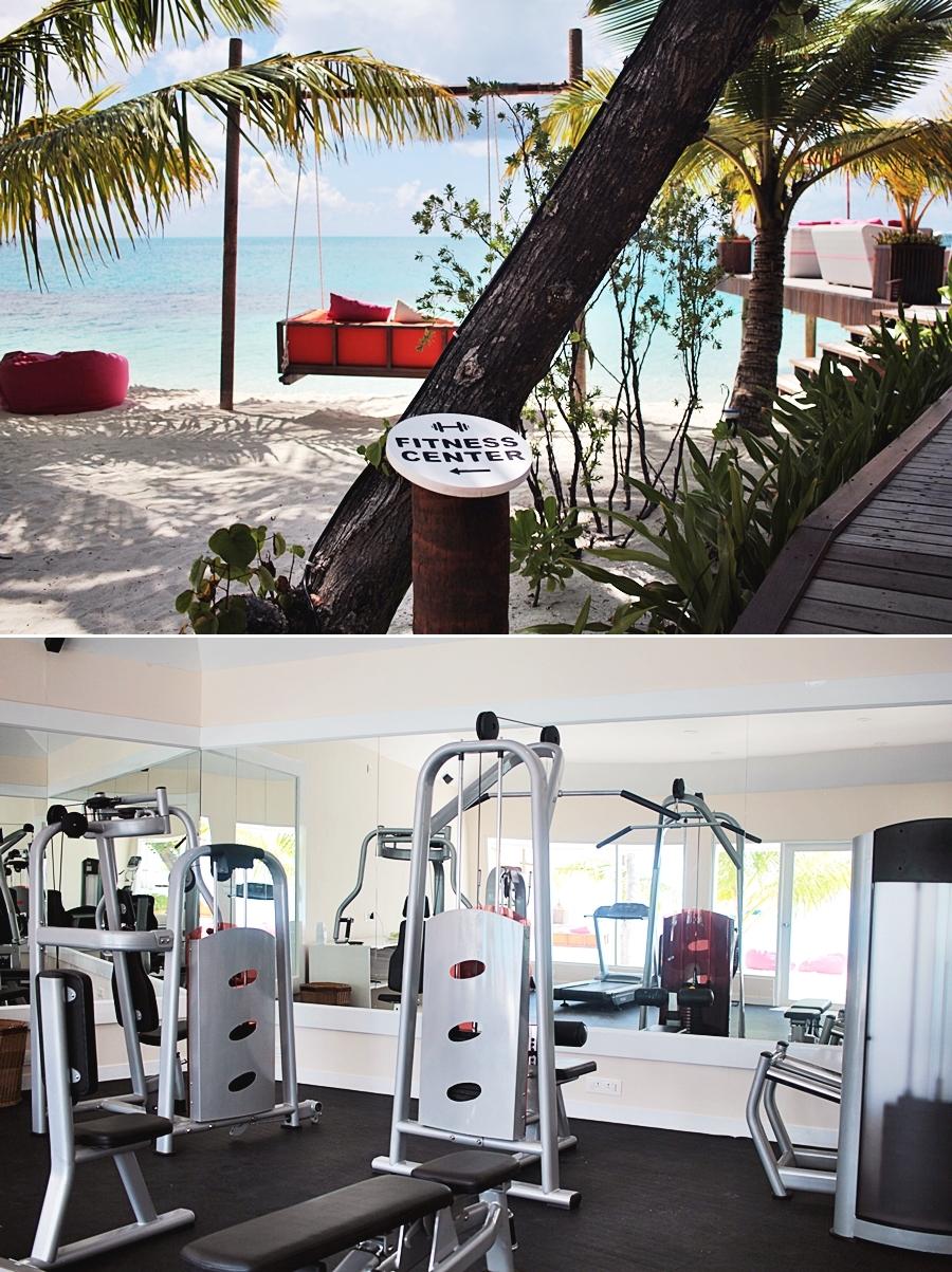gym sports spa hotel