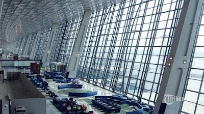 Bandara Terbaik di Indonesia bandara soekarno hatta