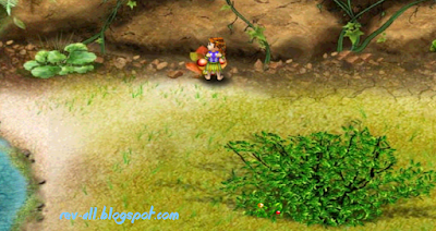 The Magic Plant of Life (tanaman ajaib kehidupan) cara membuka puzzle 10 virtual villagers origins by rev-all.blogspot.com