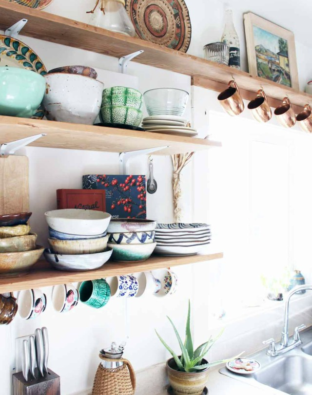Reformar una cocina solo con pintura y suelo nuevo