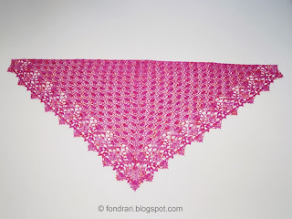 Shawl Of The Moirae