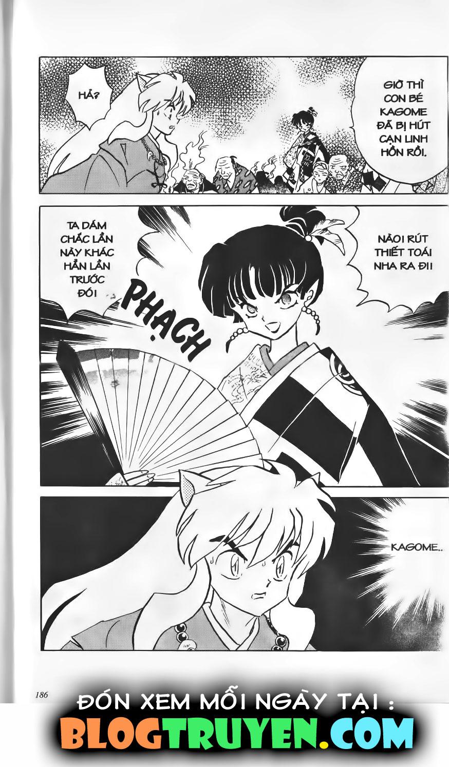 Inuyasha vol 15.10 trang 19