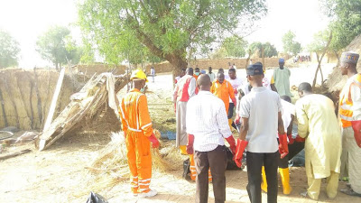 maiduguri suicide bombing today
