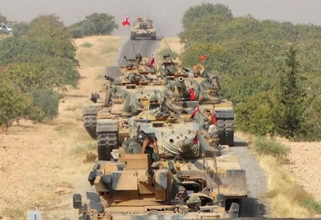 Τουρκική εισβολή στη Συρία: Το μοιραίο λάθος;